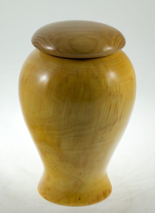 Urne funéraire en bois - #42-Tremble 5.5 x 8.25po.