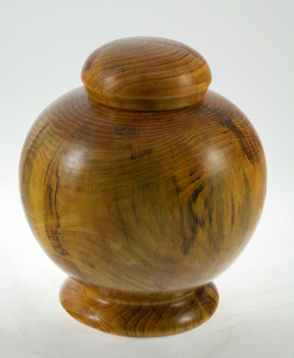 Urne funéraire en bois - #59-Pin 7.5 x 8.5po.