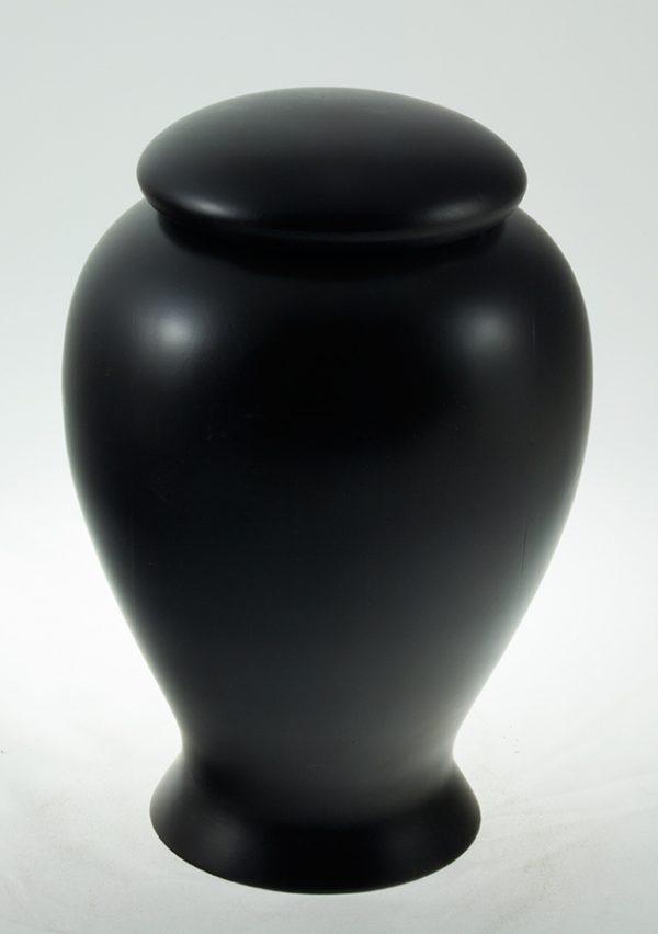 Urne funéraire en bois - #61-Peuplier Peint 6 x 9po.