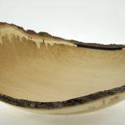 Bol décoratif en bois Érable #648