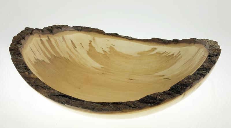 Bol décoratif en bois Érable #676