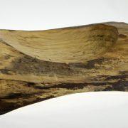 Bol en bois Érable coti - #688 - 8.25 po. x 2 po.
