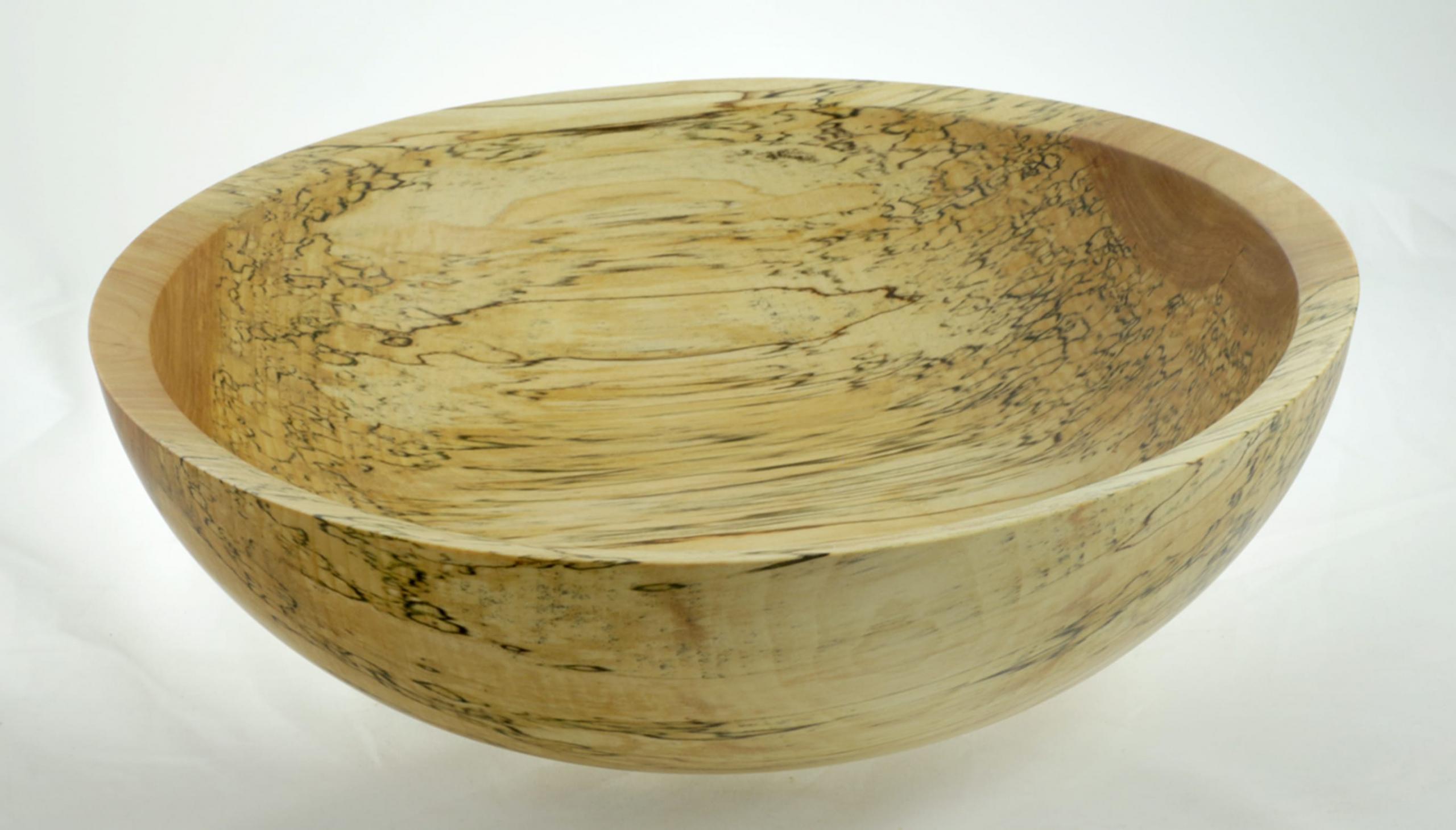Bol à salade, fruit en bois. Tourneur sur bois #769