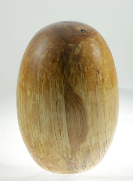 Urne funéraire en bois - #85a-Bouleau Coti 7.75 x 11po.