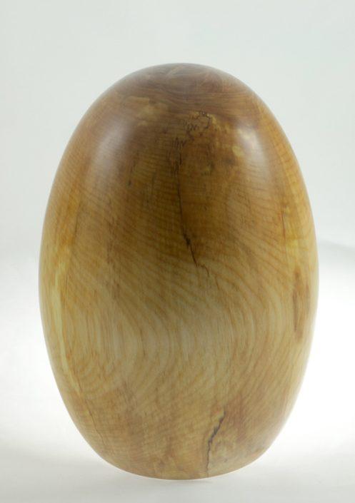 Urne funéraire en bois - #86-Bouleau Coti 7.75 x 11po.