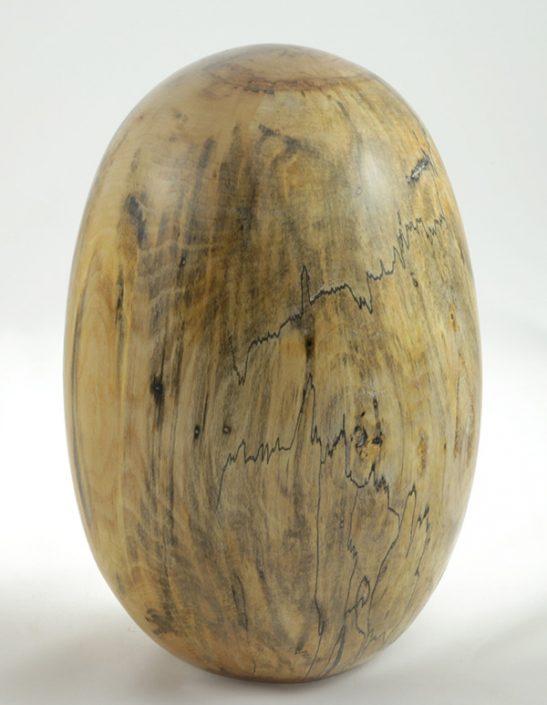 Urne funéraire en bois - #82-Érable coti 7 x 11po.