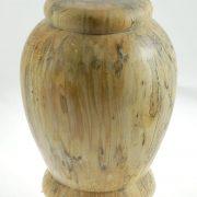 Urne funéraire en bois - #89-Érable Coti 8 x 10.5po.