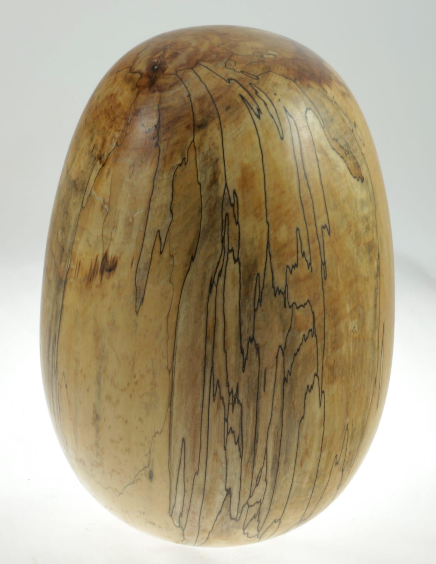 Urne funéraire en bois - #96a-Érable Coti 7.5 x 10.75po.
