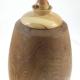 Urne funéraire en bois - #98a-Noyer Cendré 7.75 x 14.5po.
