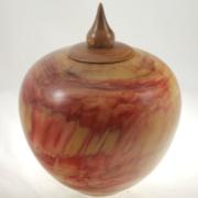 Urne funéraire en bois - #101-Erable à Giguère 9 x 8 po.-250po3