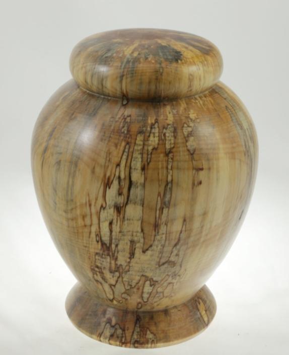Urne funéraire en bois - #104-Bouleau Coti 8 x 10 po.-250po3
