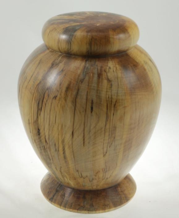 Urne funéraire en bois - #104a-Bouleau Coti 8 x 10 po.-250po3