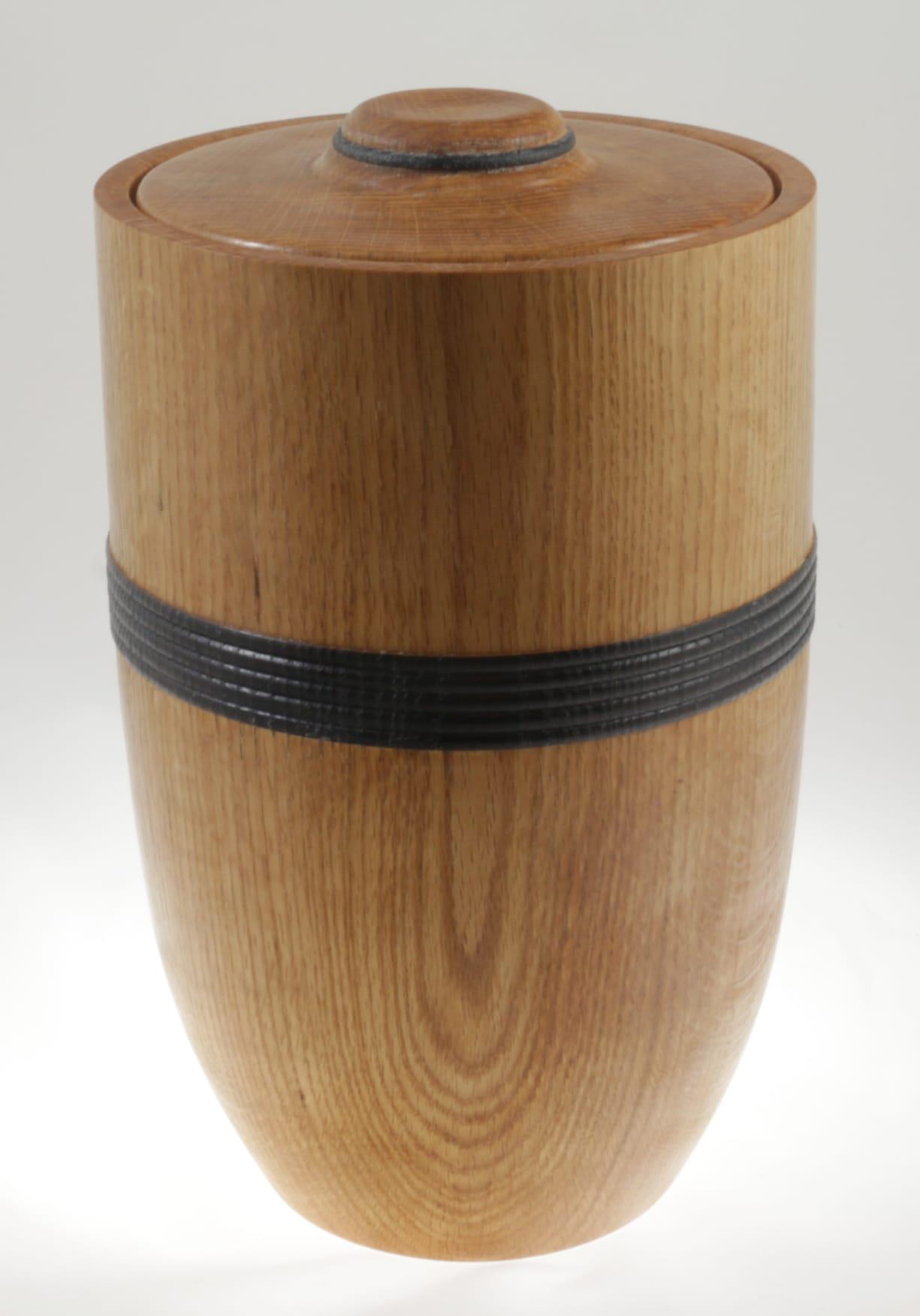 Urne funéraire en bois - #107-Chêne 7 x 11 po.-250po3