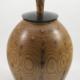 Urne funéraire en bois - #112a-Noyer Cendré 7.75 x 14.25po.