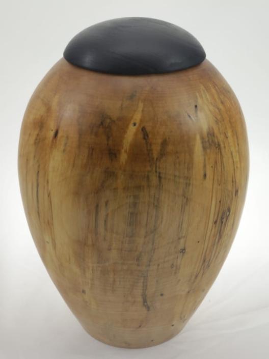 Urne funéraire en bois - #120-Bouleau Coti 7.5 x 11po.