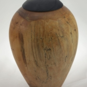 Urne funéraire en bois - #127-Érable Coti 7.25 x 10po.