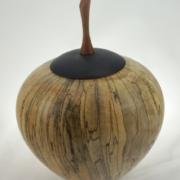 Urne funéraire en bois - #129-Érable Coti 7.25 x 10po.