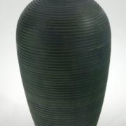 Vase en bois couleur- Bouleau #680b - 6 x 10 po.